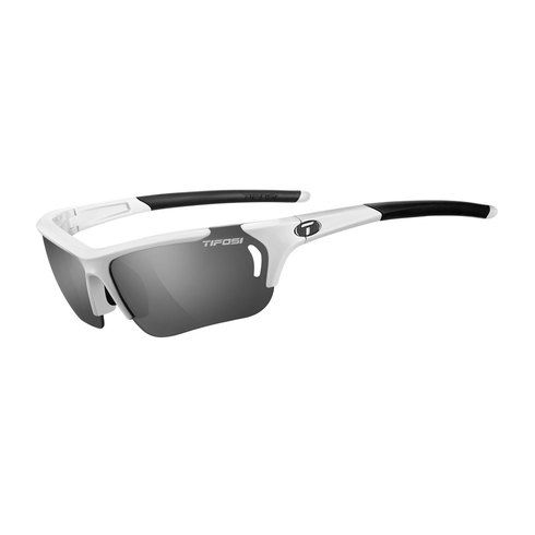 8966cb82c0 Tifosi Radius FC Polarized Single Lens Sunglasses - Matte White ...