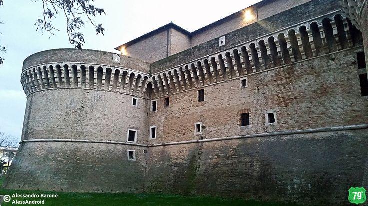 #Rocca #Senigallia #Marche #Italia #Italy #Viaggiare #Viaggio #EIlViaggioContinua #AlwaysOnTheRoad