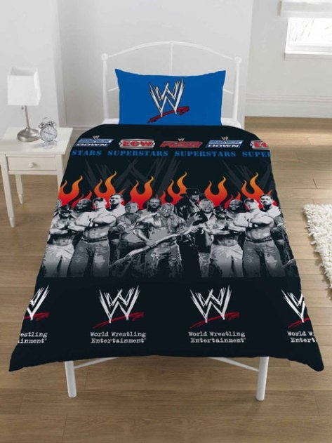 Sincere Wwe Wwe Bedroombedroom Decorbedroom