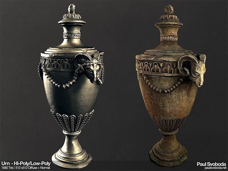 Paul Svoboda - Environment Artist