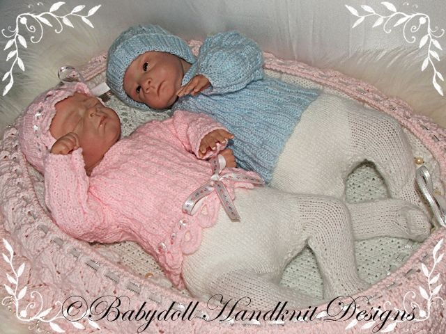 1000 Images About Knit Baby Dolls On Pinterest