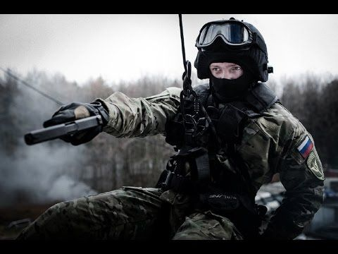 Russian Spetsnaz: GRU - KGB - FSB - MVD - Alpha - Vimpel