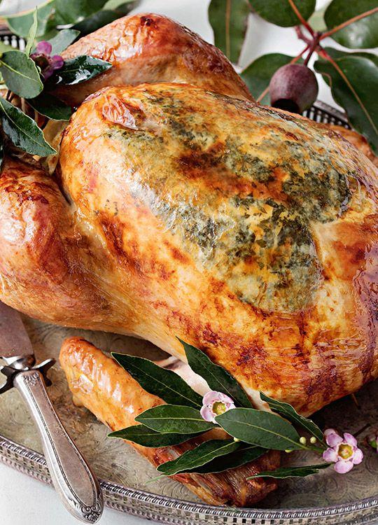 How to make a Brined Roast Turkey