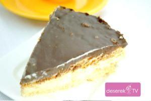 Milky Way ciasto bez pieczenia, smaczny i prosty sprawdzony deser   Deserek.TV - Przepisy Kulinarne ze Zdjęciami, Smaczne Desery, Jogurty mrożone,desery, Zdrowa żywność, mrożona kawa - Video przepisy, Polska Gotuje:deserektv