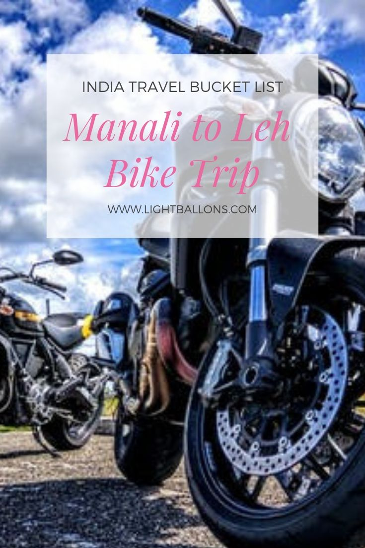 World S Most Thrilling Adventurous And Scenic Bike Trip To Ladakh