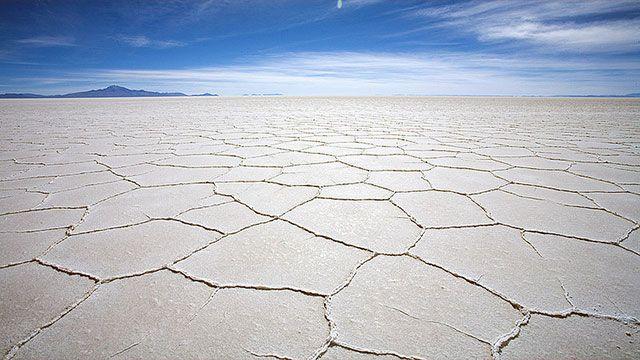 Gran Salar de Uyuni, Bolivia