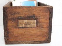 Kiste Holzkiste Schublade Lade Box 5.0