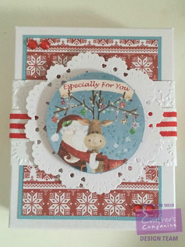 Crafter's Companion Nordic Christmas CD ROM- #crafterscompanion #Christmas