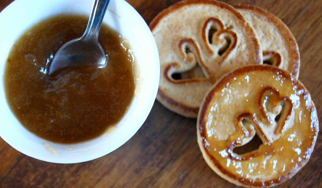 Pear jam sicilian recipe with honey, lemon and Marsala! Yummy
