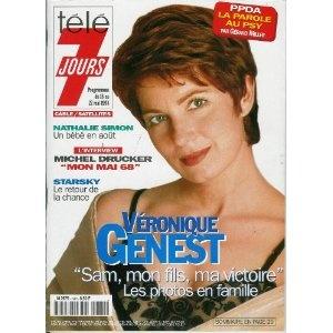 Télé 7 jours (n°1981) du 16/05/1998 - Véronique Genest - ... [Magazine mis en vente par Presse-Mémoire]