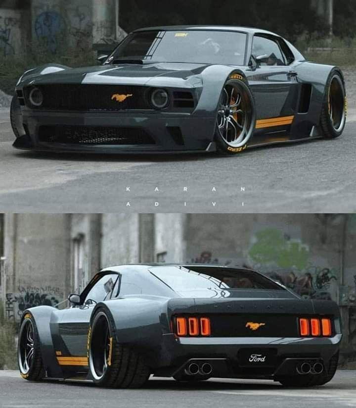 Dollar Conceptcars Dollar Mustang Cars Top Luxury Cars