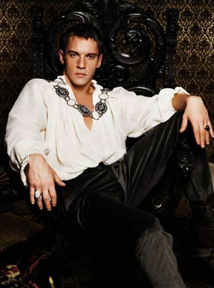 Jonathan Rhys Meyers as King Henry VII (The Tudors)