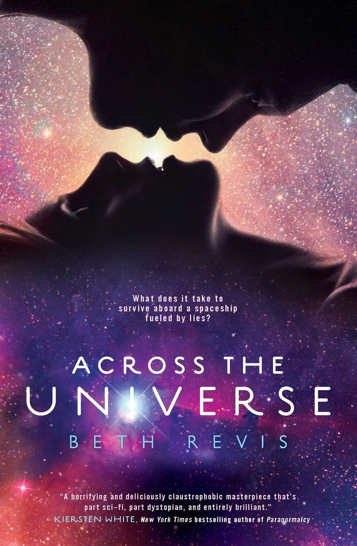 Crazy in Life: 'Across the Universe' by Beth Revis