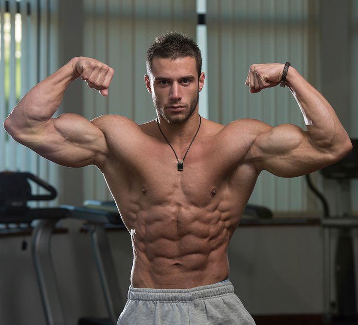Naked fitness anal men