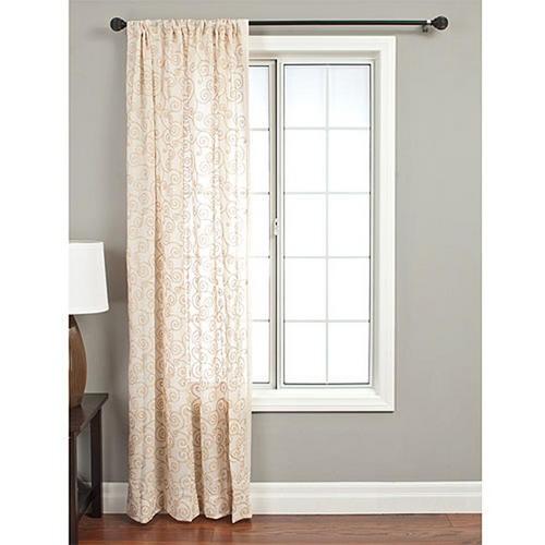 Natural Serene Curtain