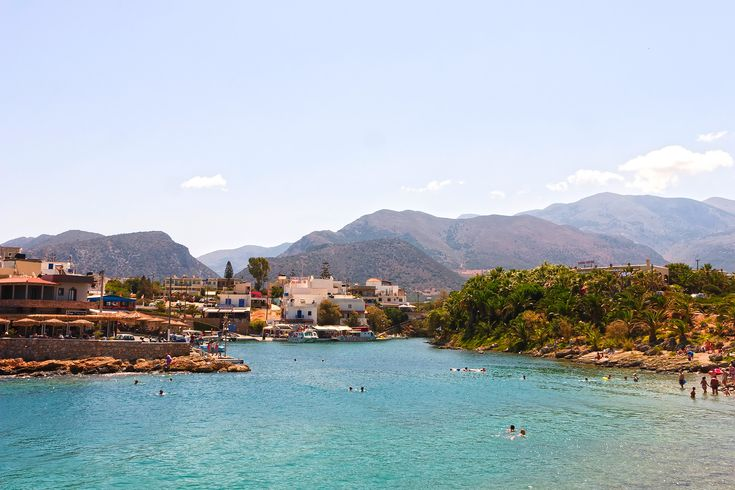Sissi is a great holiday destination in Crete, with a small village charm, amazing places to eat and some lovely white sandy beaches to chill out on.
