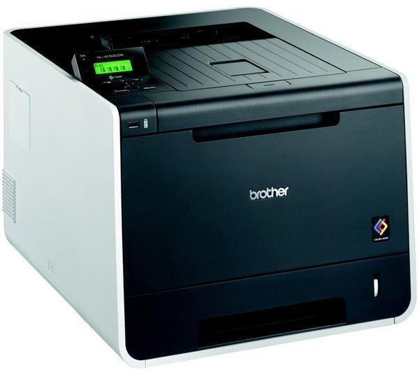 Brother Imprimante Laser Couleur Hl 4150cdn Reseau