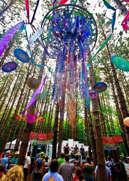 Festival season is here.