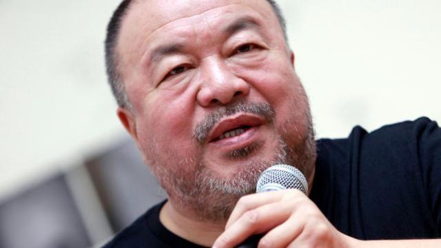 nice Ai Weiwei vindt dat kunst politiek moet zijn