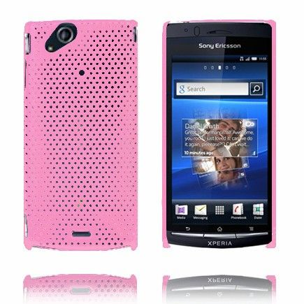 Atomic (Lys Pink) Sony Ericsson Xperia Arc Cover