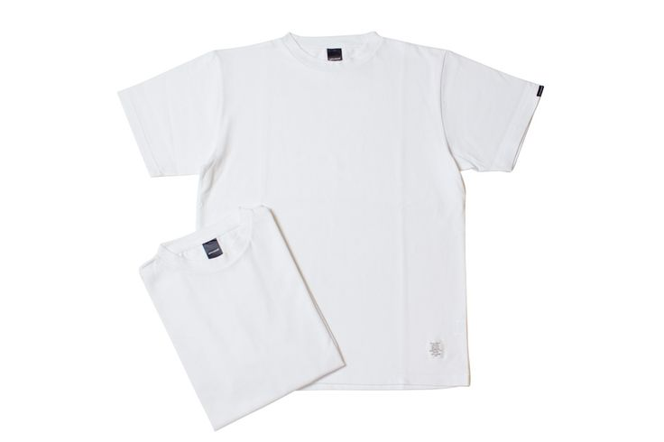 Heavy Weight Crew-Neck T(2Pack)