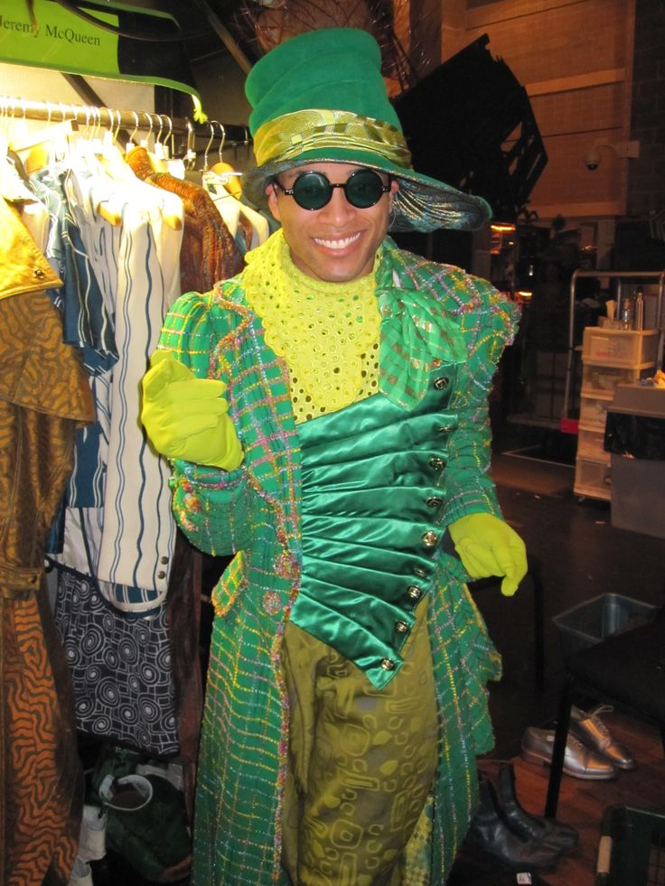 The Emerald City's Ribbon Dancer, on tour