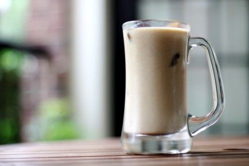 I'm super excited to try this! I love to have an iced coffee in the afternoon!: Coffee Smoothie, Coffee Filter, Bodybuilding Recipes, Coffee Protein Shakes, Coffee Drinks, Coffee Recipes, Iced Coffee, Food Drink, Coffee Protein Smoothie