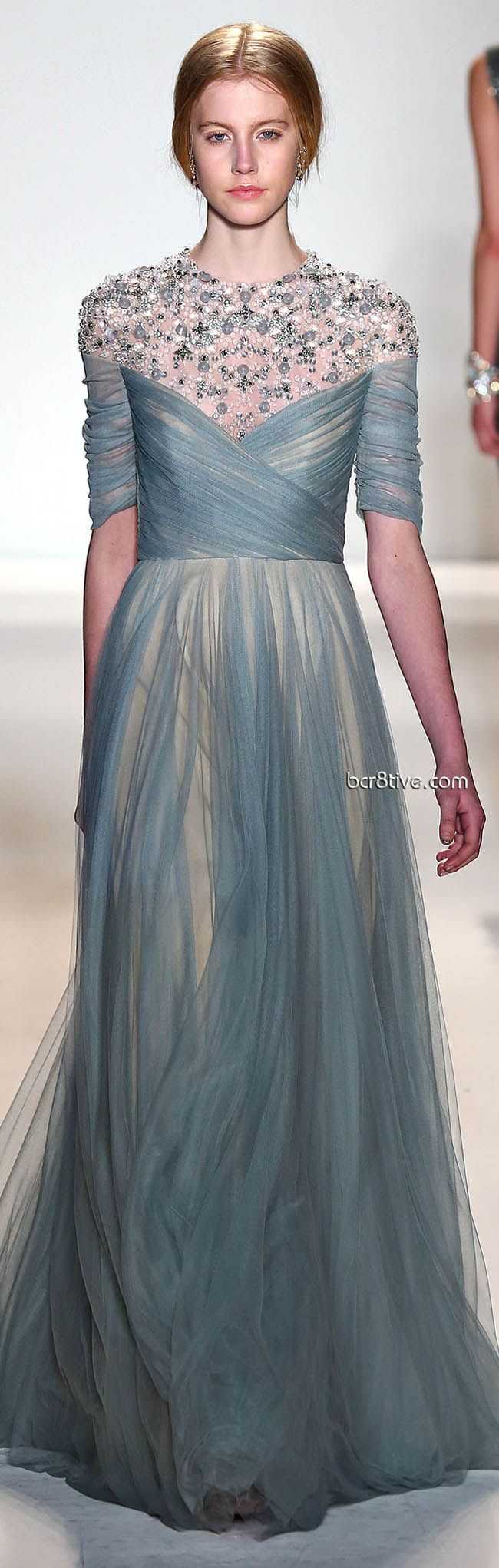 Jenny Packham Fall 2013 Ready to Wear Collection at New York Fashion Week.