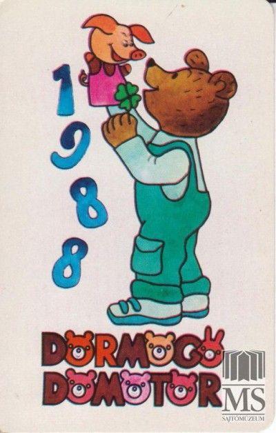 Dörmögő Dömötör - 1988