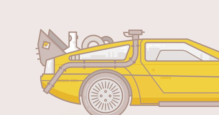Are you thinking fourth-dimensionally? We surveyed the UK to find out which cars would make the best time machines. There's only two rules – it has to hit 88mph, and it has to have some style!