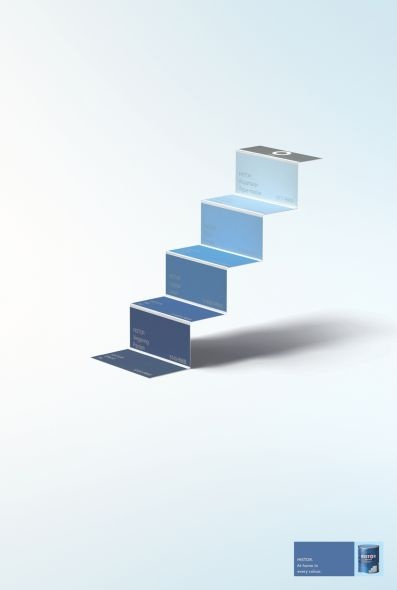 Histor Paint: Stairs