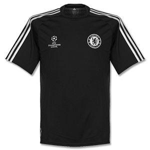 Adidas Chelsea Champions League Black Training Shirt Chelsea Champions League Black Training Shirt 2013 2014 http://www.comparestoreprices.co.uk/football-shirts/adidas-chelsea-champions-league-black-training-shirt.asp