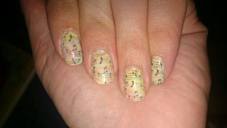 Musical-nails
