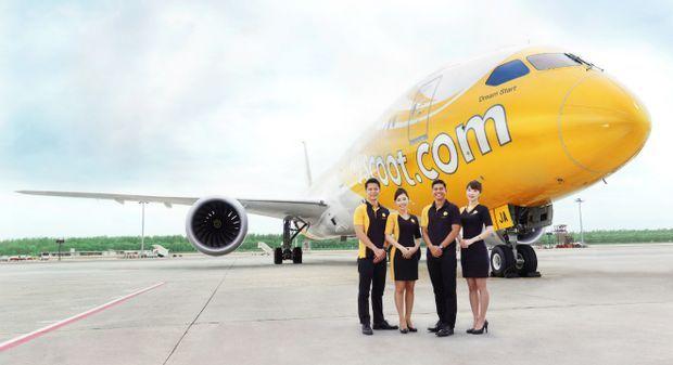 Scoot: Η μεγαλύτερη low cost πτήση στον πλανήτη ξεκινάει από την Αθήνα - Επιχειρήσεις - NEWS247