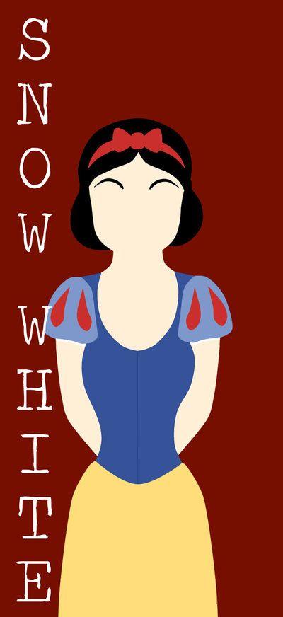 Snow White (Snow White and the Seven Dwarfs) by NMartin95 on deviantART