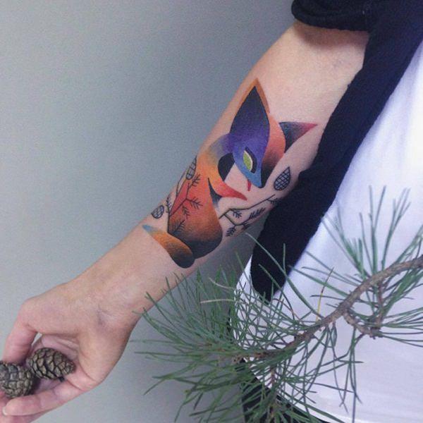 4-fox-tattoos-tattoos