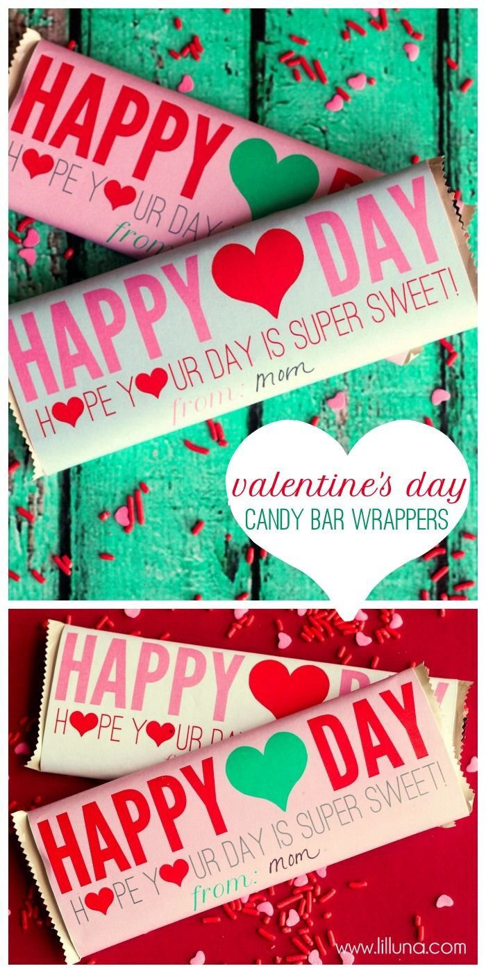 311 best candy bar wrapper images on pinterest free for Valentine candy bar wrapper templates