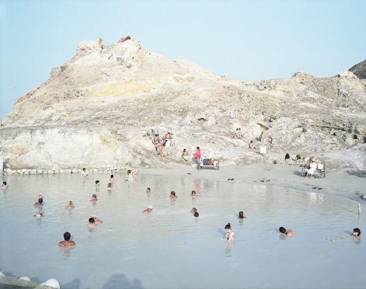 Sicily Italy | Massimo Vitali, Vulcano Mud, Cappricci, Sicily, Italy, 2008 ...
