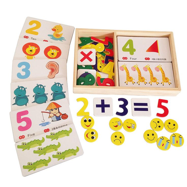 Digital Learning Box for Early Math Development