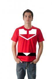 Camiseta Camisa Power Rangers Força do Tempo