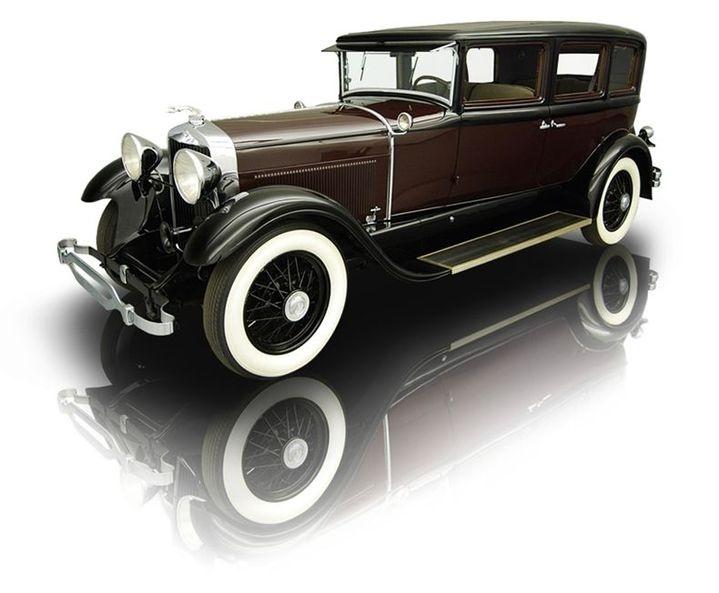 1930 lincoln l183 clasicos sobre ruedas pinterest. Black Bedroom Furniture Sets. Home Design Ideas