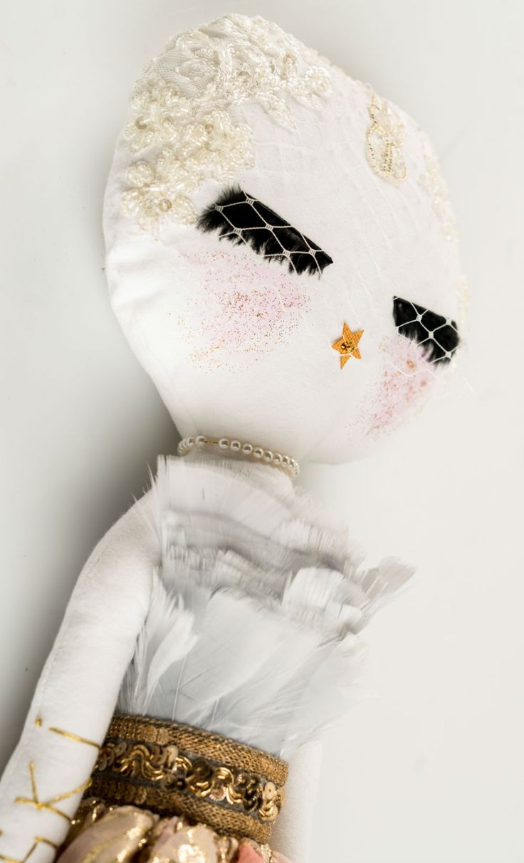 Kuskidolls the luxuary Handmade dolls
