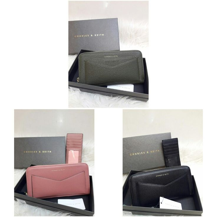 Dompet Charles and Keith 6955 20x11 190rb