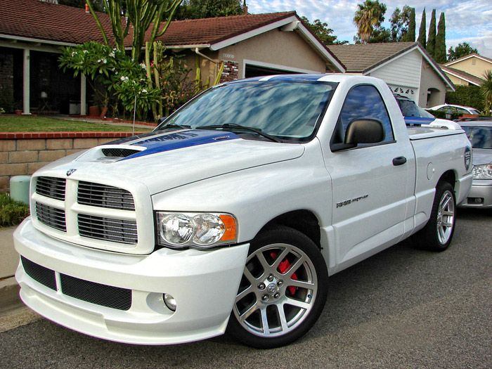 2005 Dodge Ram SRT10 Viper Commemorative edition, 8.3L 505Cu. In. V10