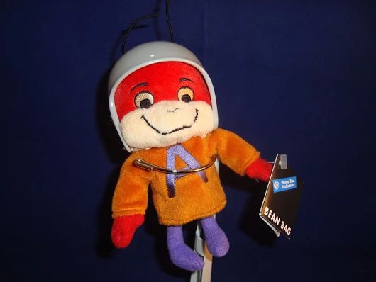 Details about  WARNER BROS STUDIO STORE-ATOM ANT-BEAN PLUSH-RETIRED-NEW/TAGS-1999-HANNA BARBERA