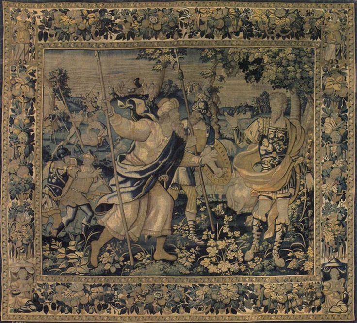 Matt Camron Rugs U0026 Tapestries Antique Flemish Tapestry