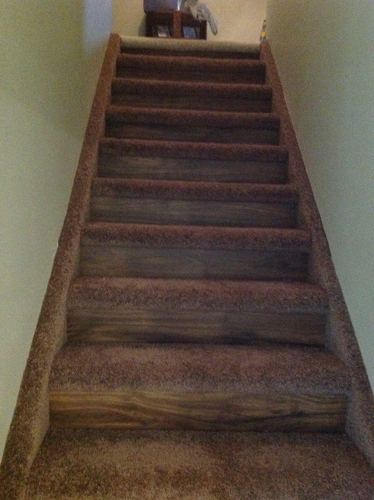 Best 25+ Redoing stairs ideas on Pinterest | Redo stairs ...