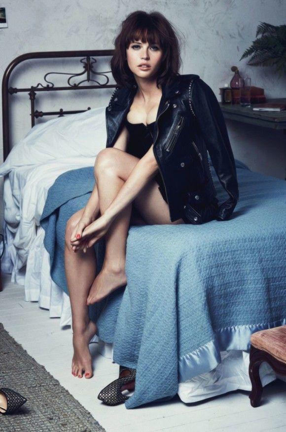 felicity-jones-gq-photoshoot-black