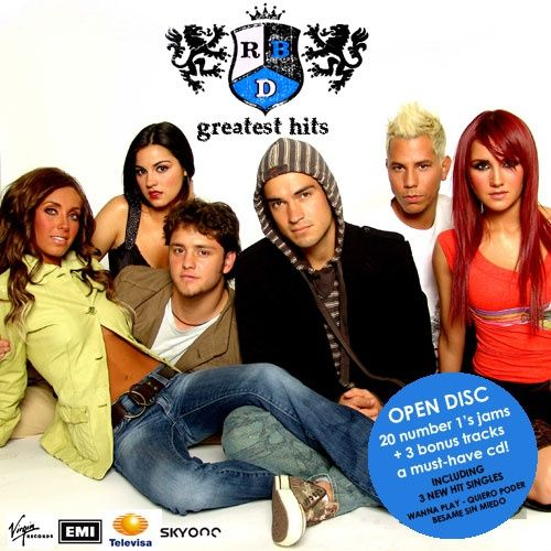 RBD: Greatest Hits - 2007.
