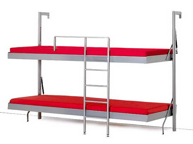 Best 25 hide a bed ideas on pinterest hidden beds in In wall bunk beds
